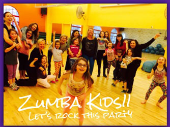 Zumba Kids at Laurelhurst