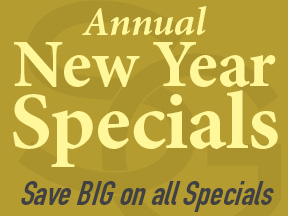 New years gym membership special