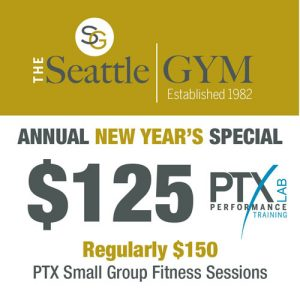 PTX small group fitness sessions
