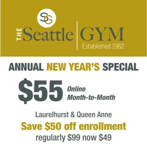 online month to month gym membership special