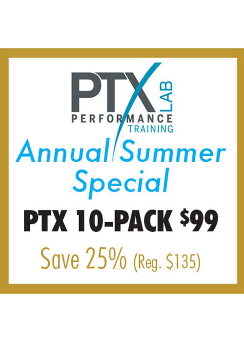 PTX summer special