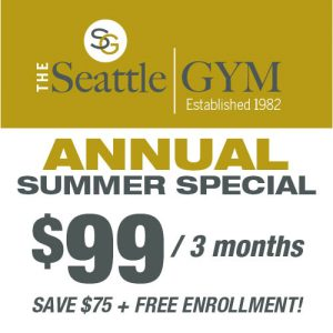 annual summer special $99 3 months