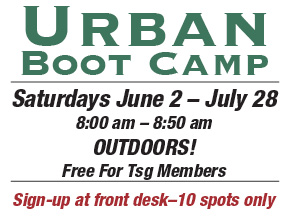 urban boot camp text