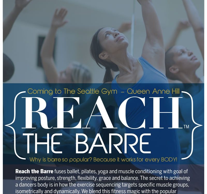 Reach the Barre