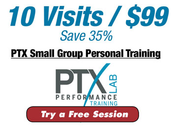 Small group training summer specials $99