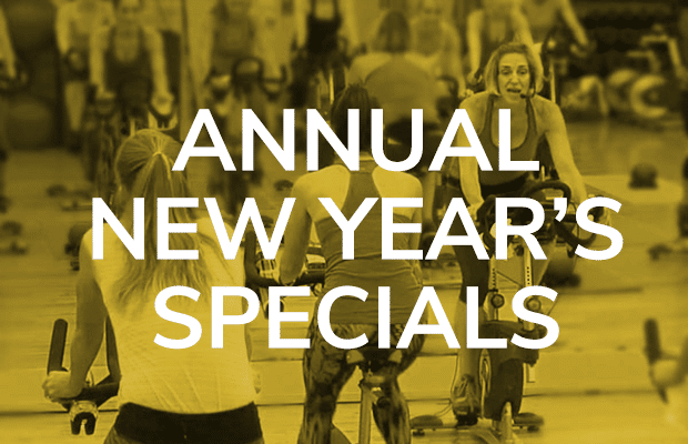 New Years Specials at The Seattle Gym
