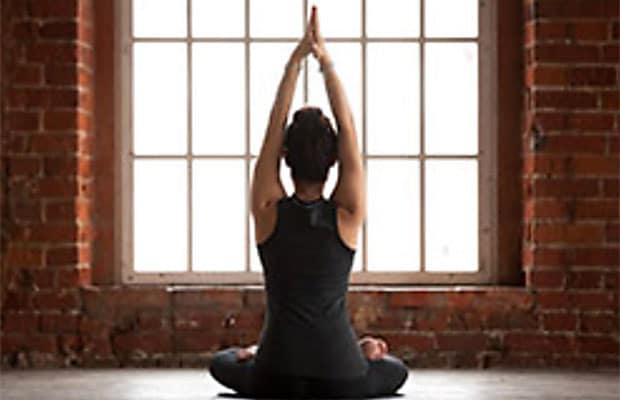 yoga-in-window